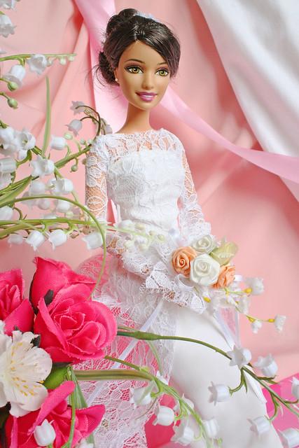 quinto esperimento abito da sposa