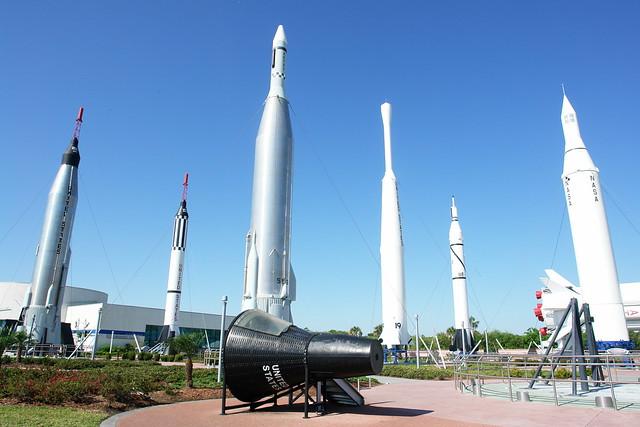 Florida Kennedy space center