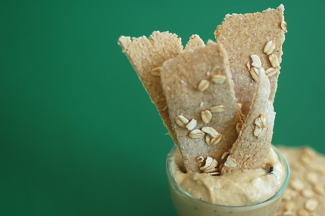 all-oat crackers | Flickr - Photo Sharing!
