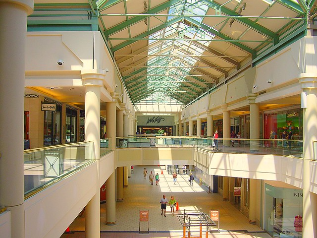 Freehold Raceway Mall Being Renovated Flickr Photo