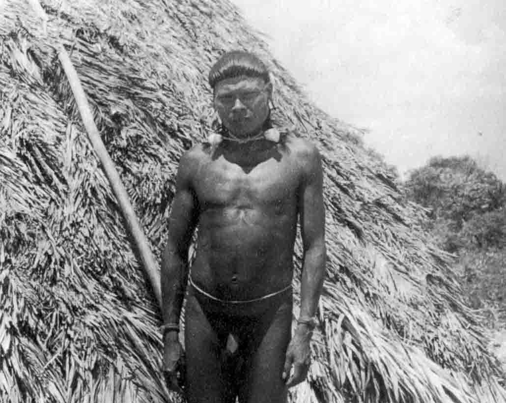 Indio Xavante 1958