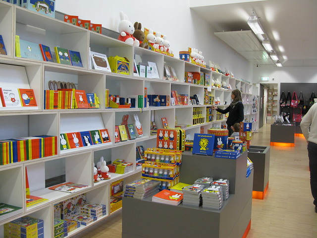 awesome shop at the dick bruna huis