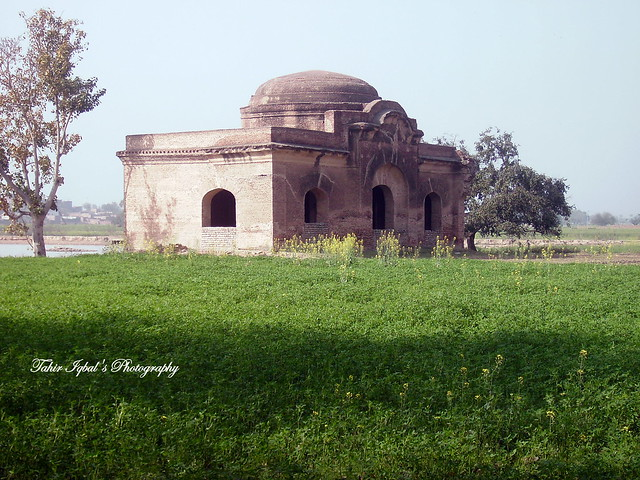 Old Mosque Of Maharaja Ranjit Singh s' Era,