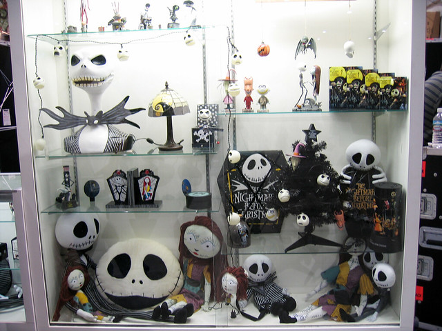 Nightmare Before Christmas Merchandise | X-Mas