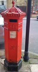outdoor structure(0.0), fire hydrant(0.0), lighting(0.0), post box(1.0),