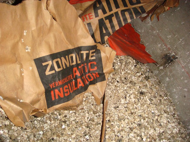 Asbestos Vermiculite Zonolite Flickr Photo Sharing