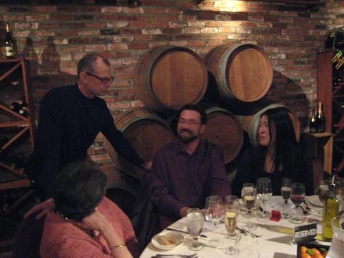 John Steinberg's Birthday Party, Kuleto's T… IMG_7882