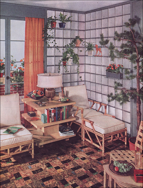 1930s modern sun room flickr photo sharing for 1930s interior design living room