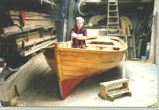 Clinker Building Products : Know our boat new clinker