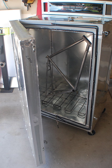 Diy Home Powder Coating Oven Flickr Photo Sharing