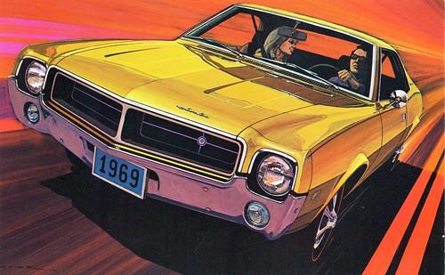 1969 AMC Javelin (Canada)