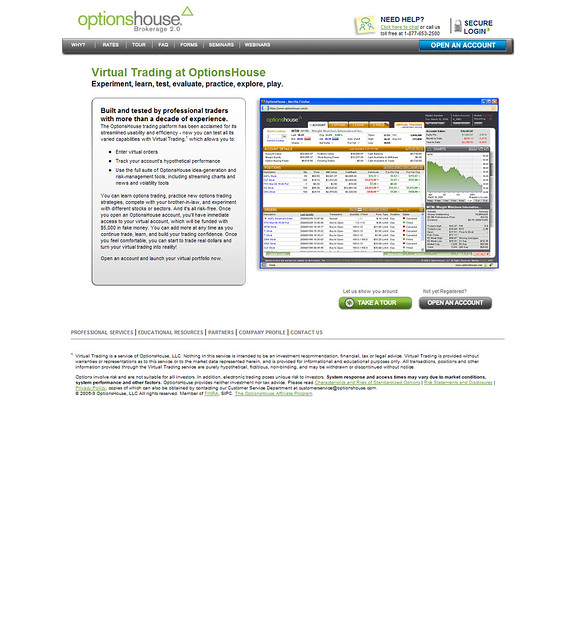 Optionshouse stock screener