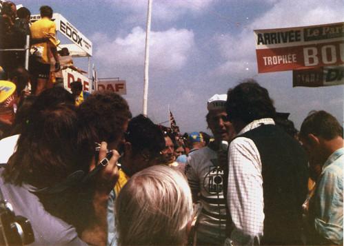Tour de France - 1974 - England - Henk Poppe
