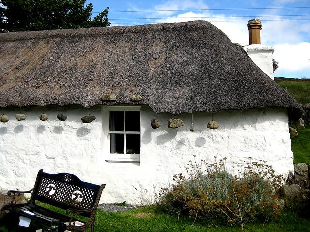 ancient scottish house luib isle of skye scotland flickr photo sharing. Black Bedroom Furniture Sets. Home Design Ideas