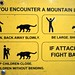 Stick Figures v Mountain Lion