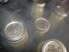 Water-bath Canning