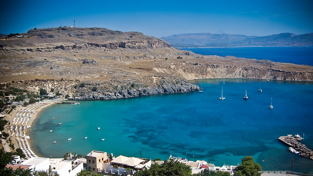 0008 - Greece, Rhodes, Lindos