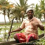 Kerala Backwater Man