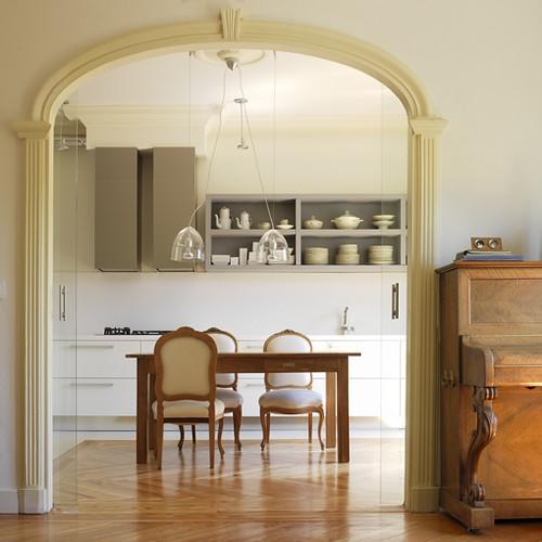 Photo - Salon sin puerta ...