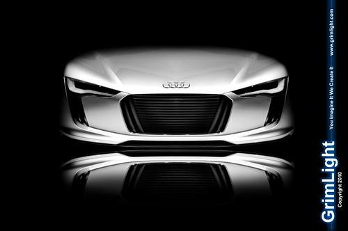 Audi E-Tron - Reflect F