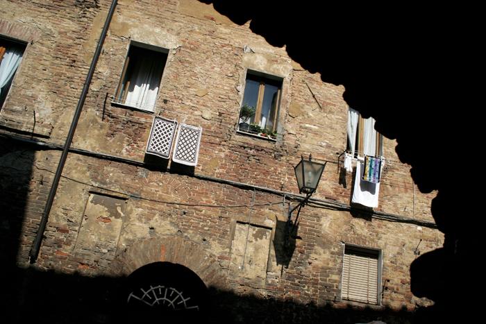 Ventanas de Siena II
