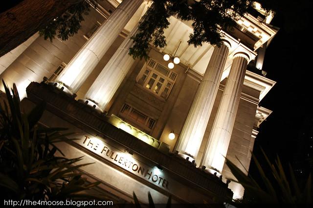 Fullerton Hotel - East Facade