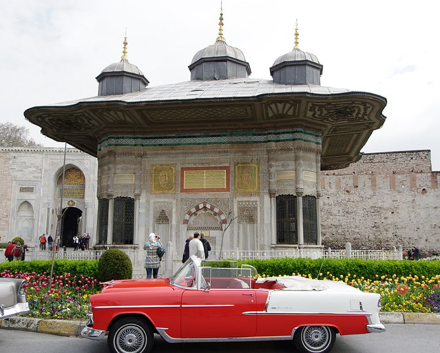 Bel Air and Fountain of Ahmet III  Flickr - Photo Sharing!