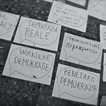 Image of Catalonia Square near Eixample. barcelona street plaza people españa youth square democracy calle spain strada place gente young jeunesse demonstration present praça catalunya piazza paro rue protests espagne gent actualidad carrer cataluña presente spagna jóvenes manifestation unemployment gioventù giovani iphone plaça manifestación jeunes manifestazione juventud plazacataluña espanya democracia plaçacatalunya actualité cataloniasquare democrazia localelections desempleo présent chômage spanishrevolution desemprego democràcia iphone4 atualidade eleccionesmunicipales realdemocracy democracyprotests yeswecamp youthunemployment democraciarealya democraciareal acampadabcn spainprotests youthprotestors nolesvoteis disocupazzione atualità vraiedémocratie wirklichedemokratie benetakodemokrazia πραγματικήδημοκρατία