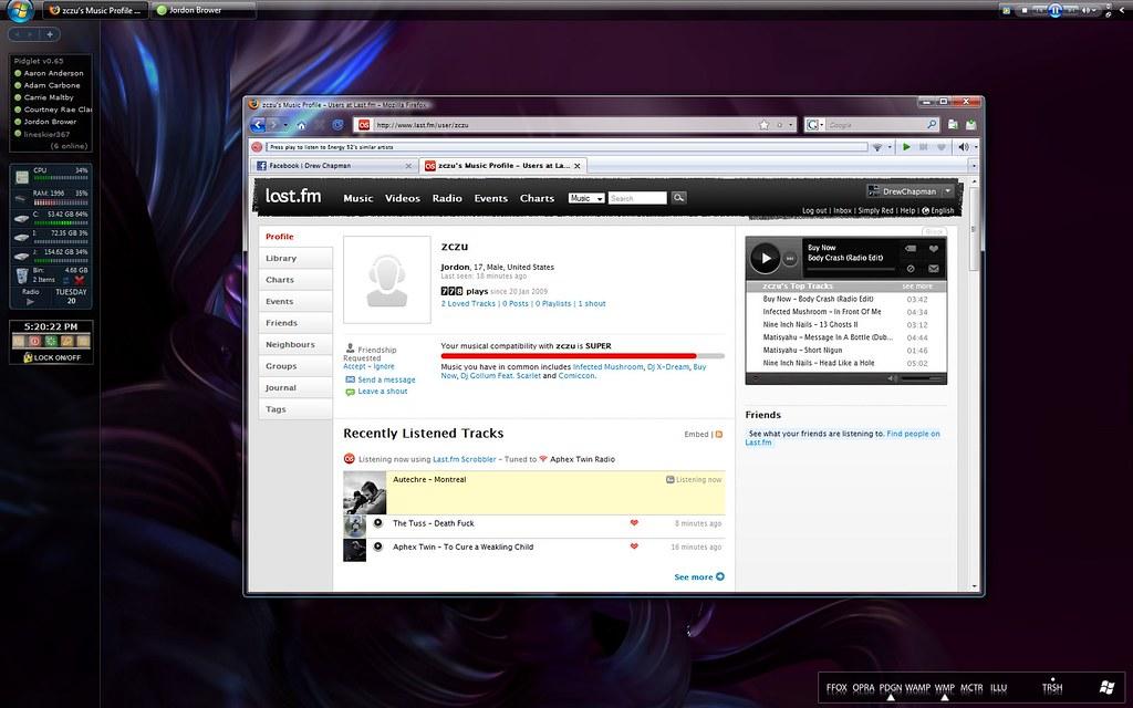 Last.fm - Super Compatibility!