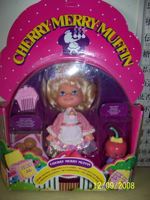 my cherry merry muffin doll ^^