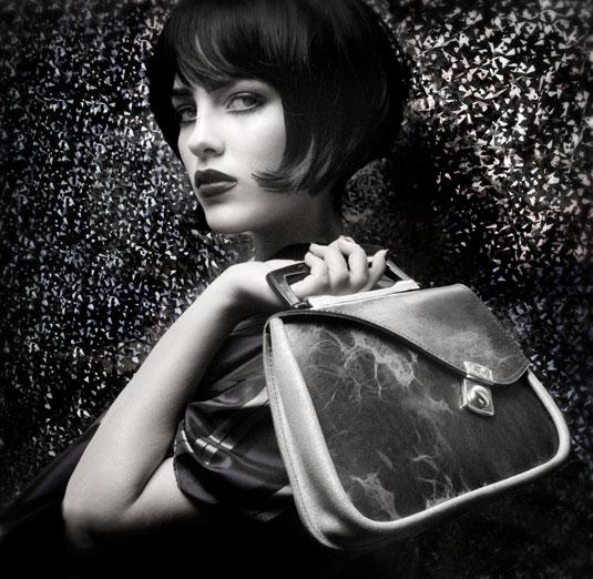 מיה שלו. צילום והפקה: גיא הכט, איפור ושיער: עידו רפאל, דוגמנית: מור ל-Passion