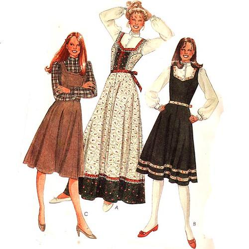 CORSET DRESS PATTERNS « Free Patterns