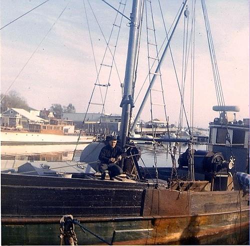 The falcon sheepshead bay brooklyn flickr photo sharing for Sheepshead bay fishing boats