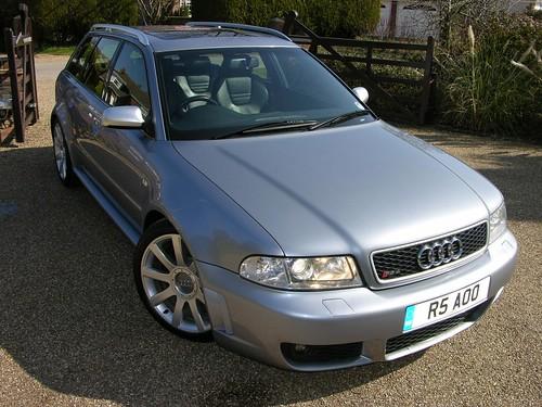2001 Audi RS4 B5 Avant