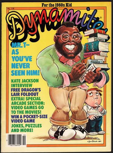 Dynamite Issue 119