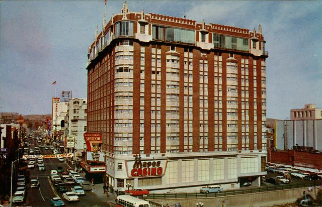 Mapes Hotel, Reno, Nevada   Erik Flippo   Flickr