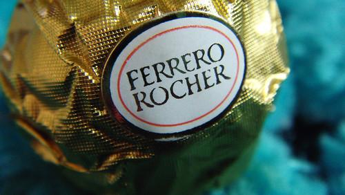Ferrero Rocher ..