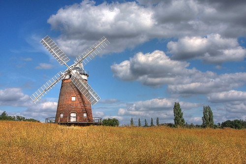 John Webb's Mill, Thaxted, UK