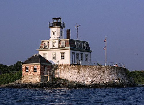 Newport... lighthouse by leith70
