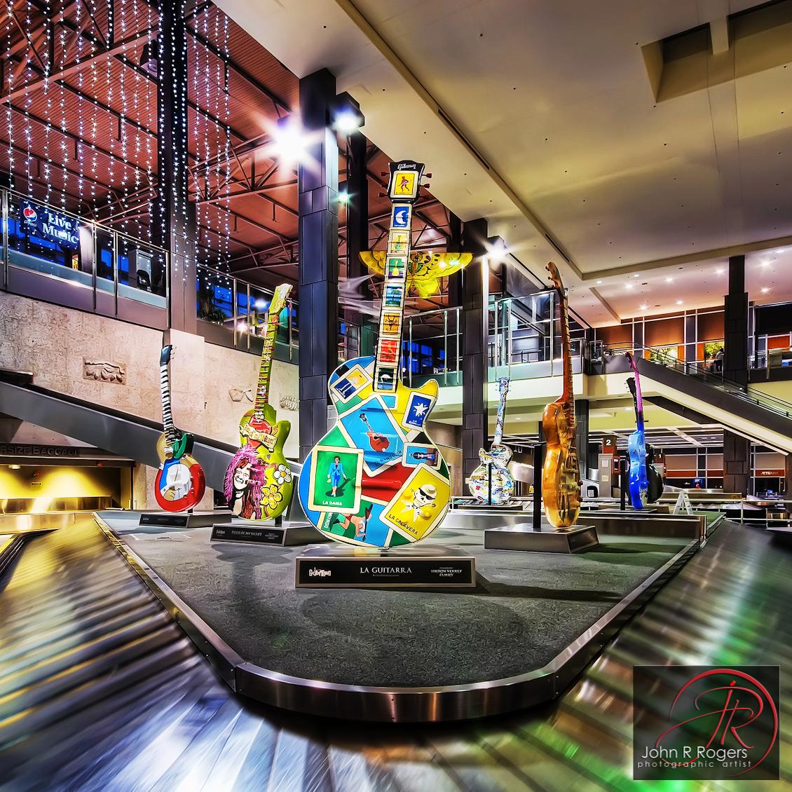 Austin Bergstrom International Airport Johnrrogers Com Blog