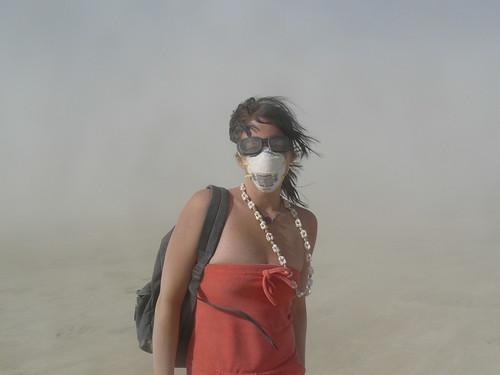 Me. Dust Storm.