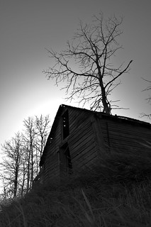 Abandoned Farm House_1
