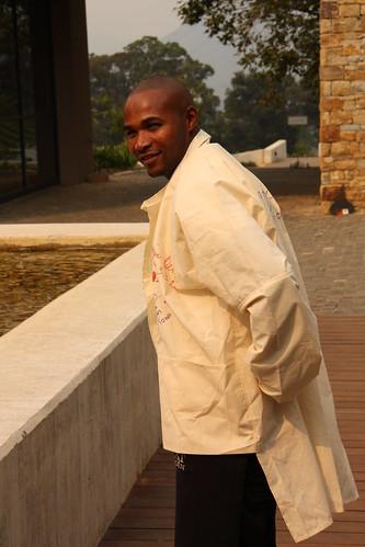 Dennis Magoda, Stellenbosch, South Africa
