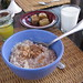 Small photo of The porridge, orgasmic.