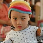 Shy Little Burmese Girl - Toungoo, Burma