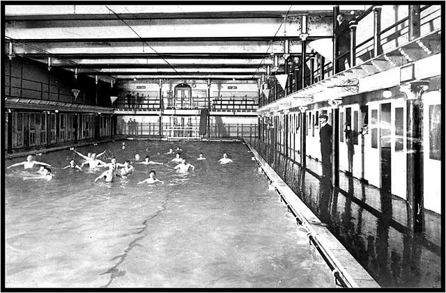 The Beach Bathing Baths Aberdeen 1920 Flickr Photo Sharing
