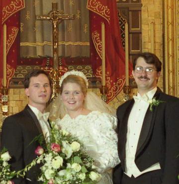 Eric Howton @ David's Wedding 94