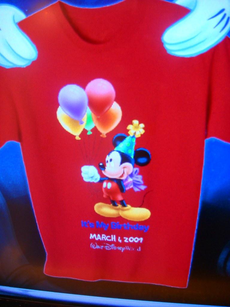 Its My Birthday T Shirt Design