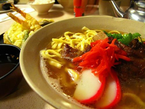 Okinawan Noodle-SOKI SOBA
