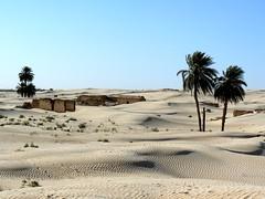 Sud-Tunisien Sahara